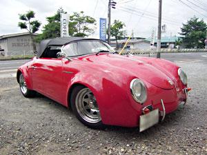 356スピードスター フロント