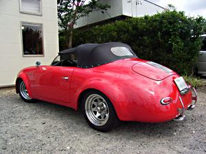 356スピードスター リヤ